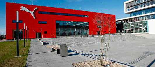 Oficinas centrales Puma, Herzogenaurach (Alemania)